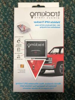 Trackimo TRKM007 Car/Marine GPS Tracker with GPS/GSM/Wi-Fi/B