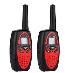 YETION Twin Pack Walkie Talkies Two Radio Long Range 22 Chan
