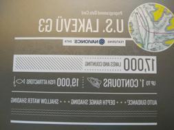 Garmin U.S. LAKEVU G3 17,000 Lakes Fishing Micro SD Card FRE