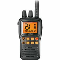 uniden mhs75 vhf marine handheld radio 2