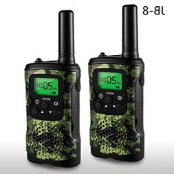 Walkie Talkies for Kids, 22 Channel Walkie Talkies 2 Way Rad