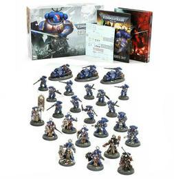 Warhammer 40k Indomitus Primaris SPACE MARINES Army box Lot