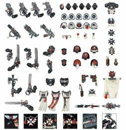 Warhammer 40k Space Marine Black Templar Chapter Upgrades NE