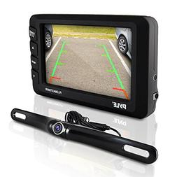 "Wireless Rear View Backup Camera - 4.3"" LCD Monitor Built-"